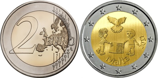 La moneda más fea del año 2017
