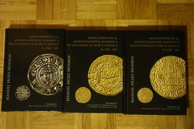 Enciclopedia de la Moneda Medieval Románica en los Reinos de León y Castilla (S. VIII-XIV)