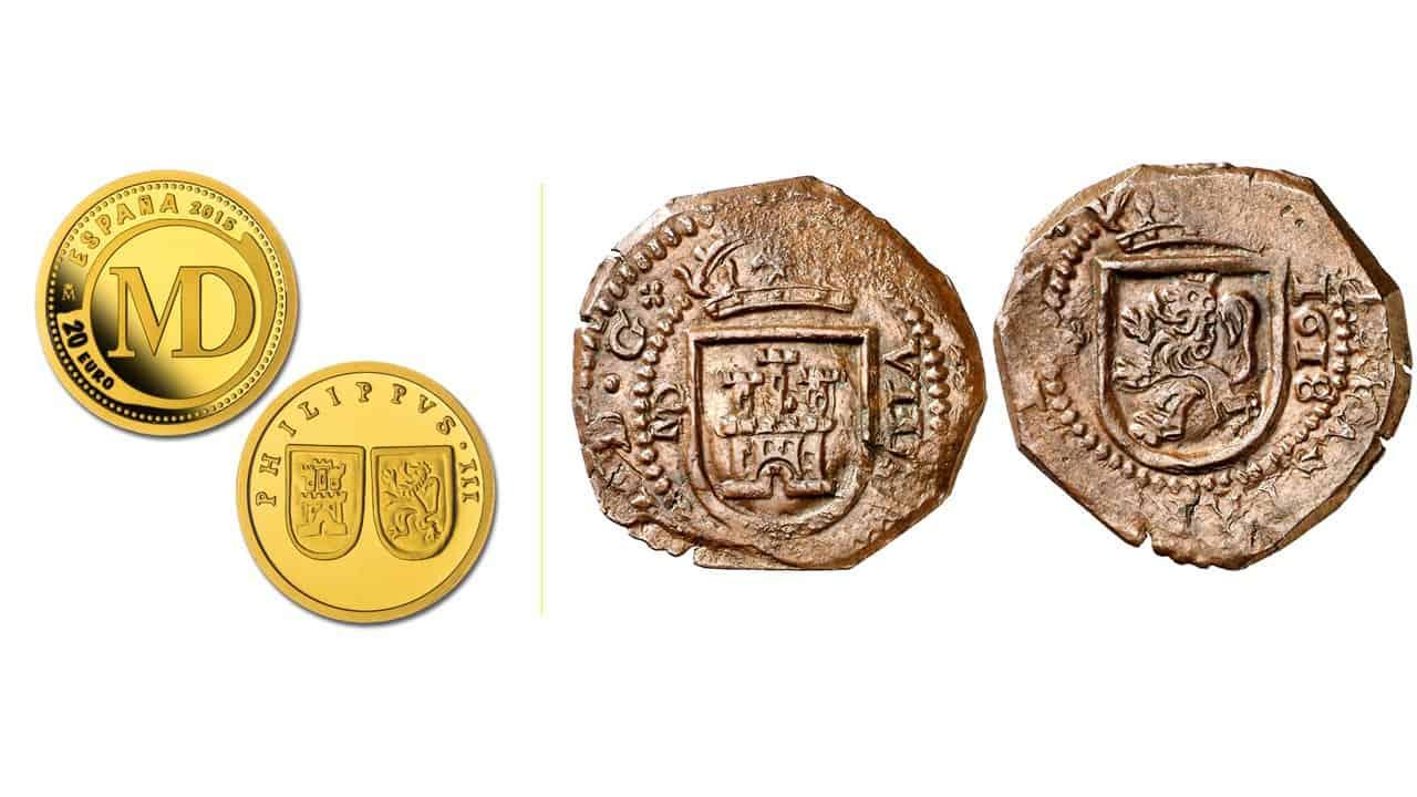 4 reales de 1615