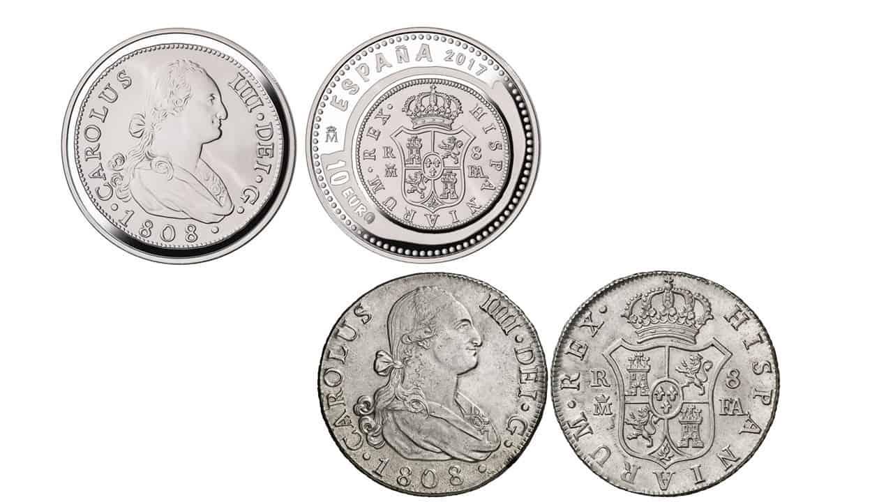 2 escudos de 1731