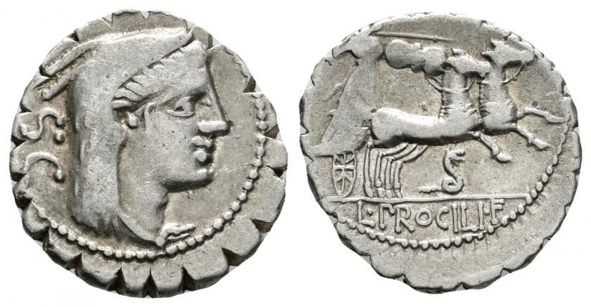 Coleccionar denarios republicanos
