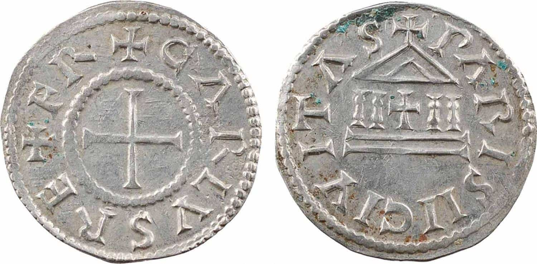 Philippe IV, gros tournois à l'O long et au lis.jpg