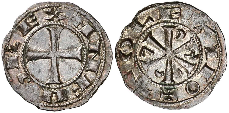 Colecciones de monedas antiguas