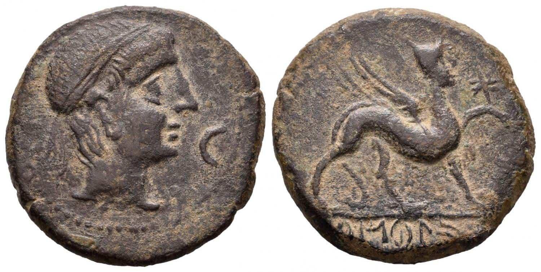 Castele. As. 180 a.C. Cazlona (Jaén).