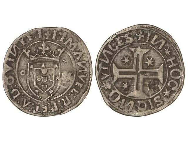 Imagen 3. Tostao de Manuel I