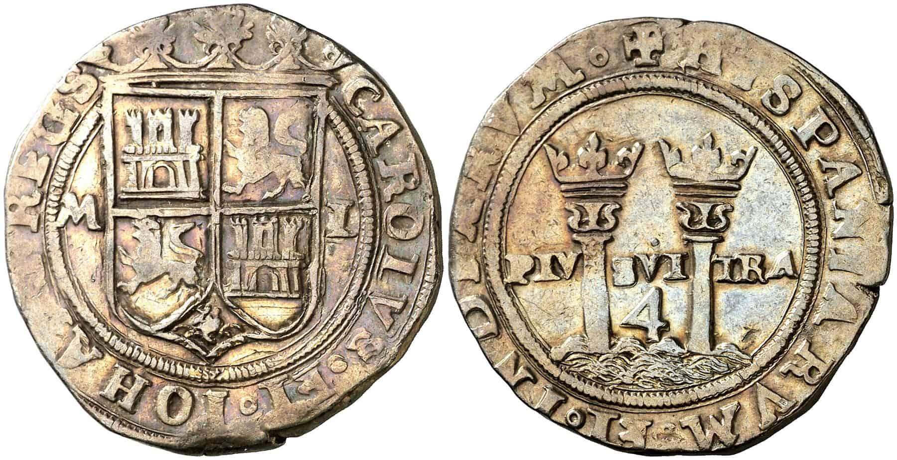 Imagen 13. 4 reales México