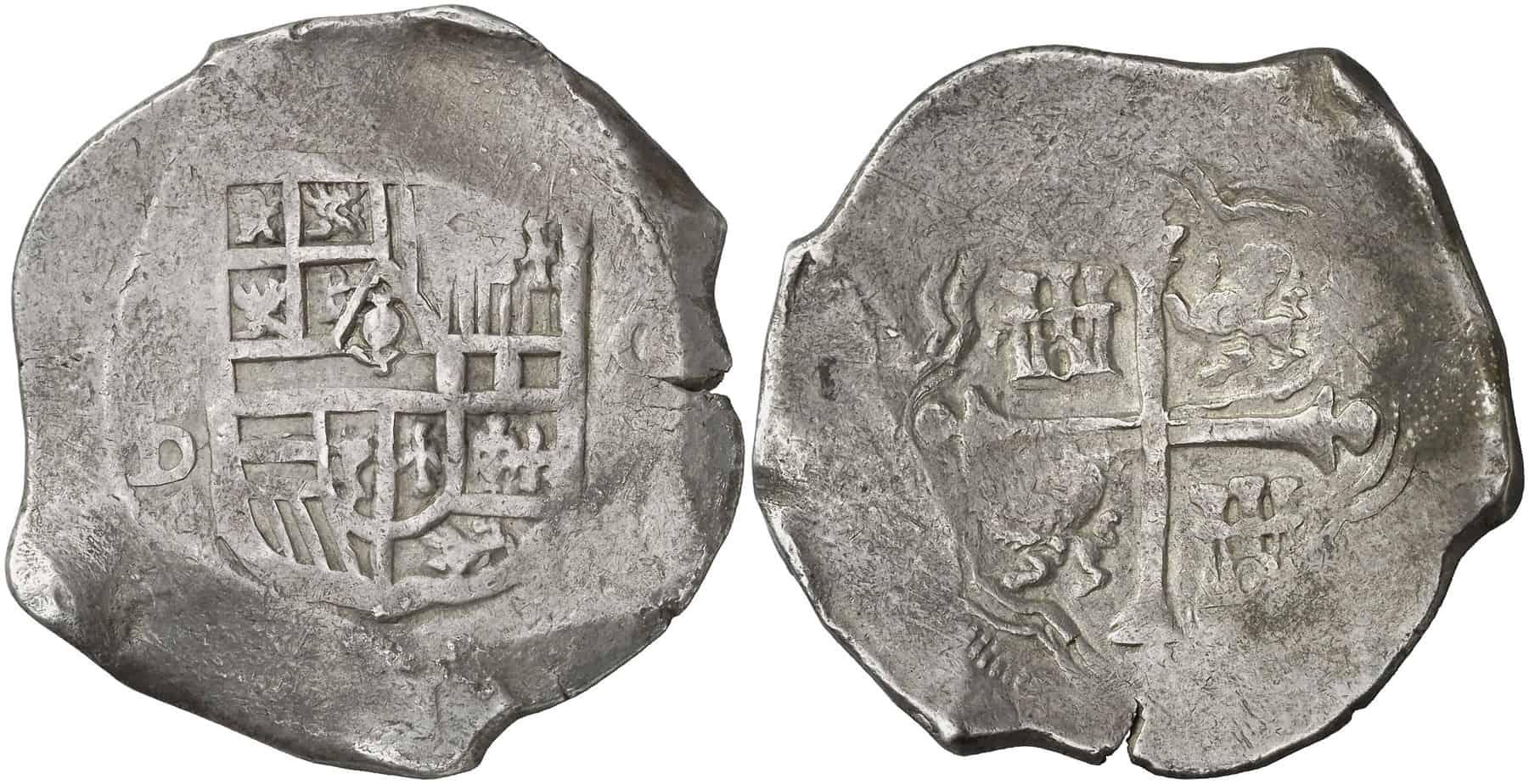 México. 8 reales. Felipe III