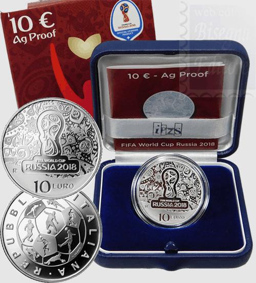 10 euros, Italia