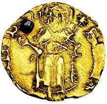 Florin, Martín - rey de Aragón y conde de Barcelona, España