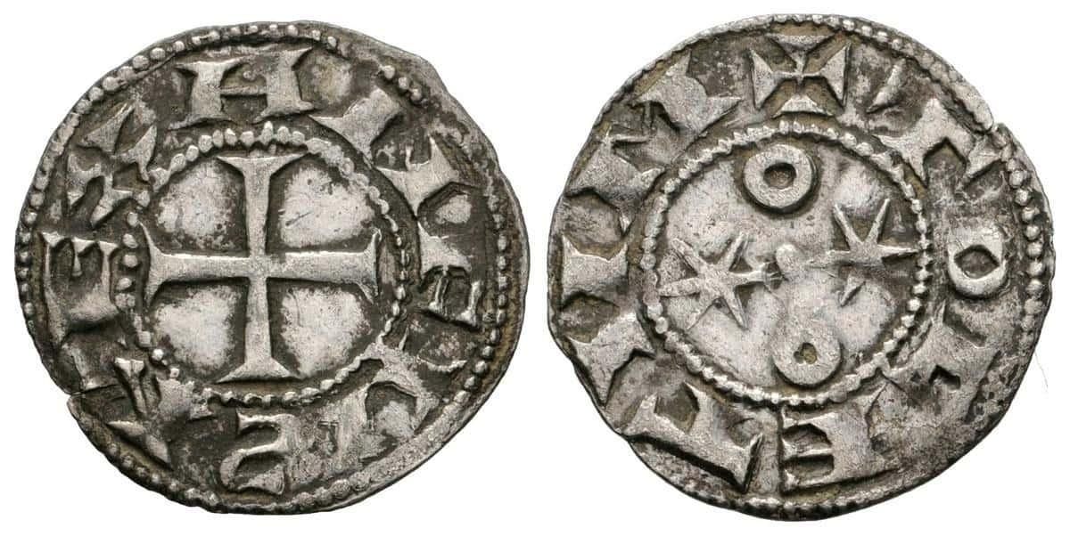 Dinero de Alfonso VI