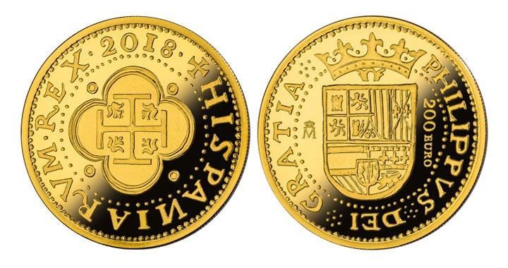 Moneda de módulo 4 escudos
