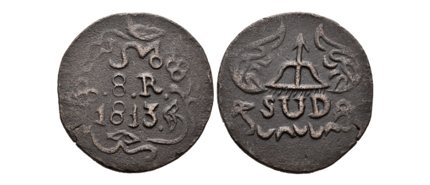 denario forrado