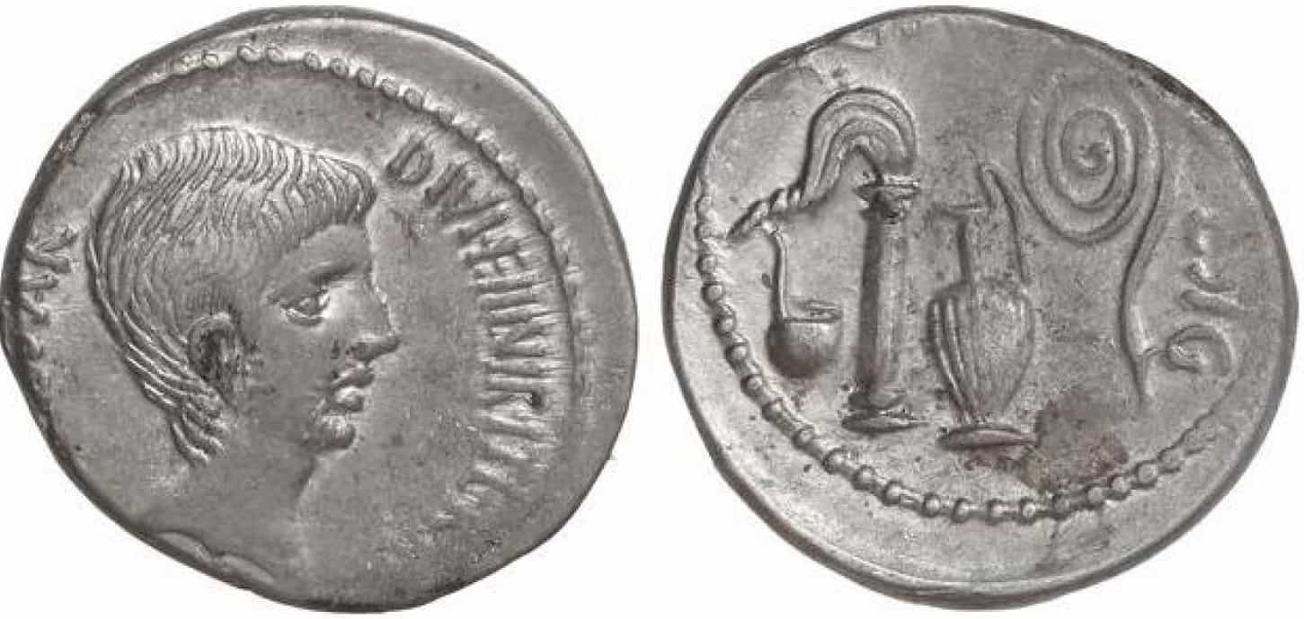 denario Augusto