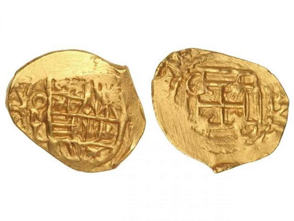 1 escudo 1700 de México