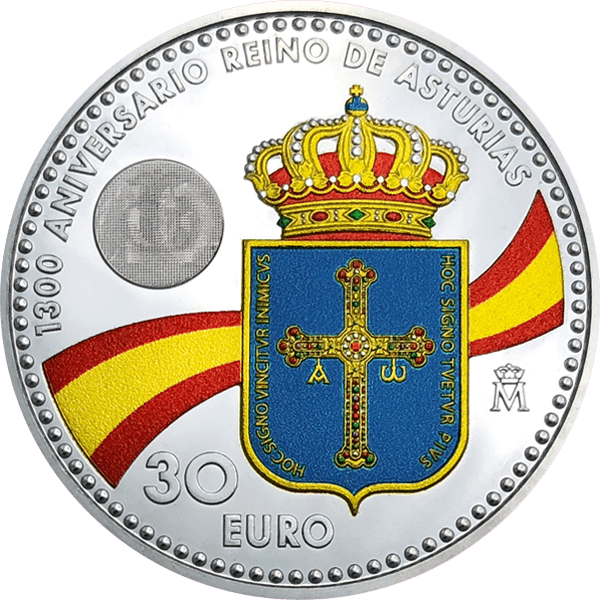 30 euros 2018, reverso