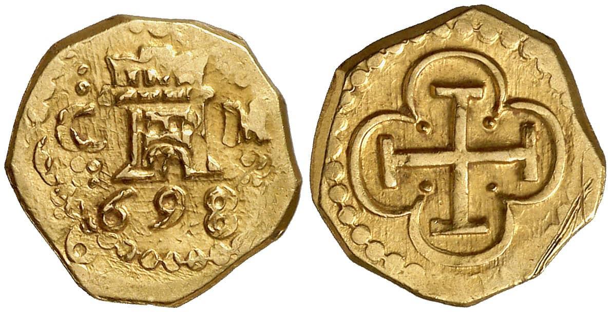 1 escudo Cuzco