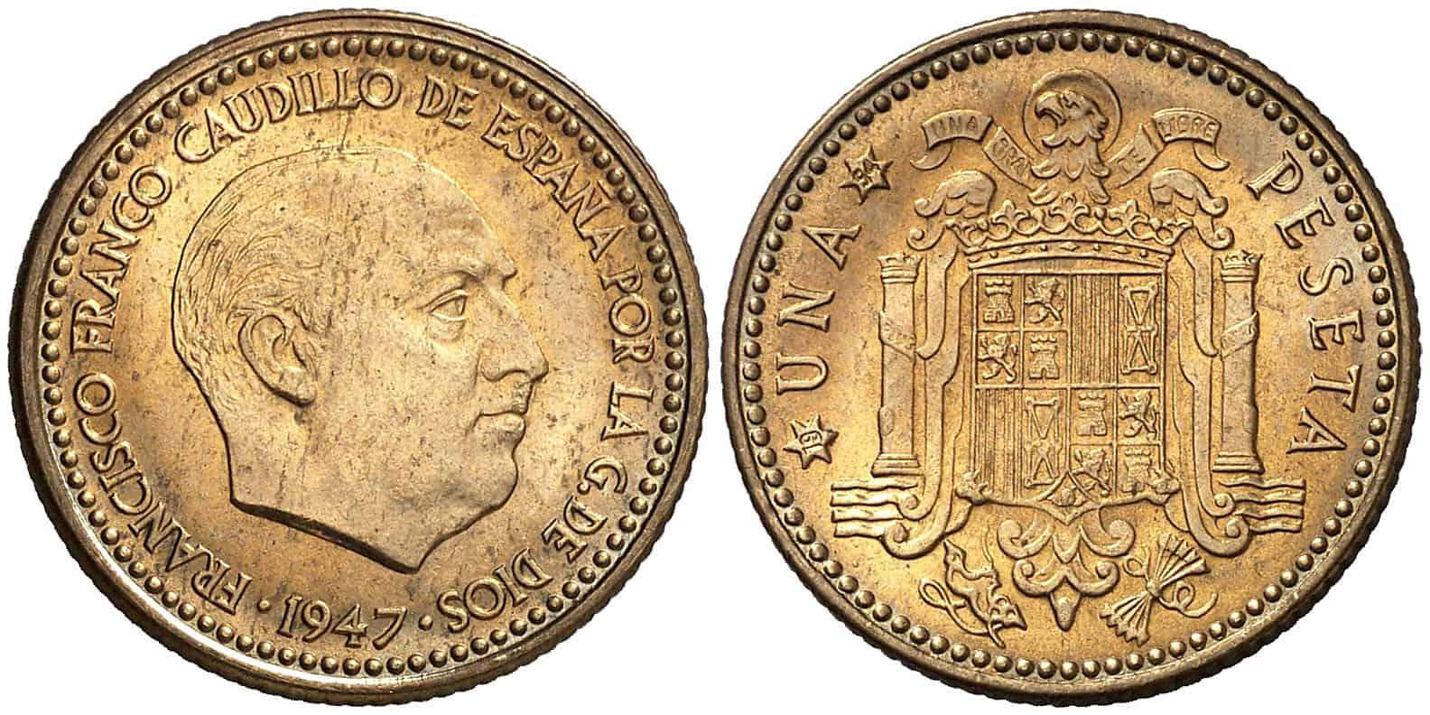 ¿Cuánto valen las pesetas de Franco?