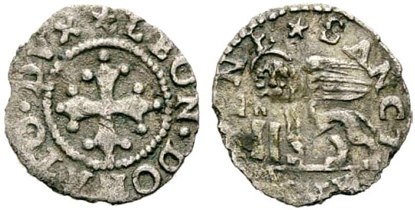 Bezo de Leonardo Donà (1606-1612); Venecia (Italia)