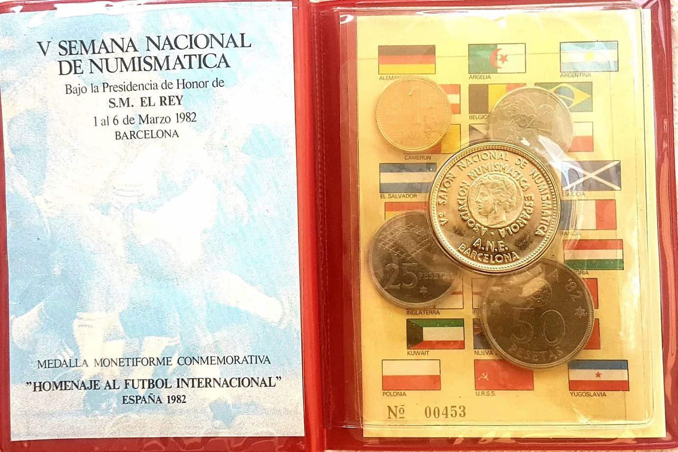 cartera Juan Carlos Mundial