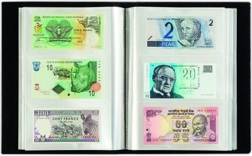 Cómo guardar billetes