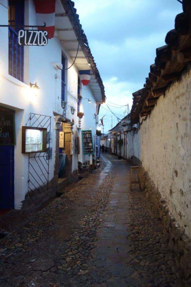 calle Tanda Pata, Cuzco