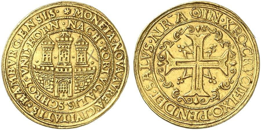 medalla de ostentación Hamburgo