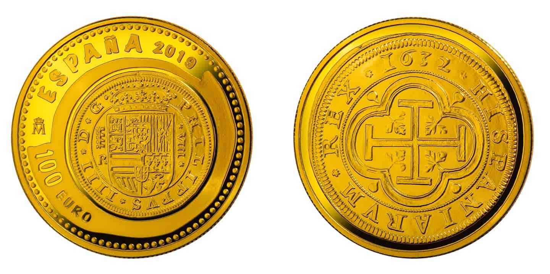 2 escudos Joyas Numismáticas