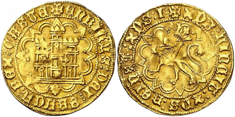 Enrique IV. Coruña. Castellano.