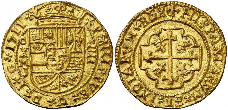 1711. Felipe V. México. J. 4 escudos