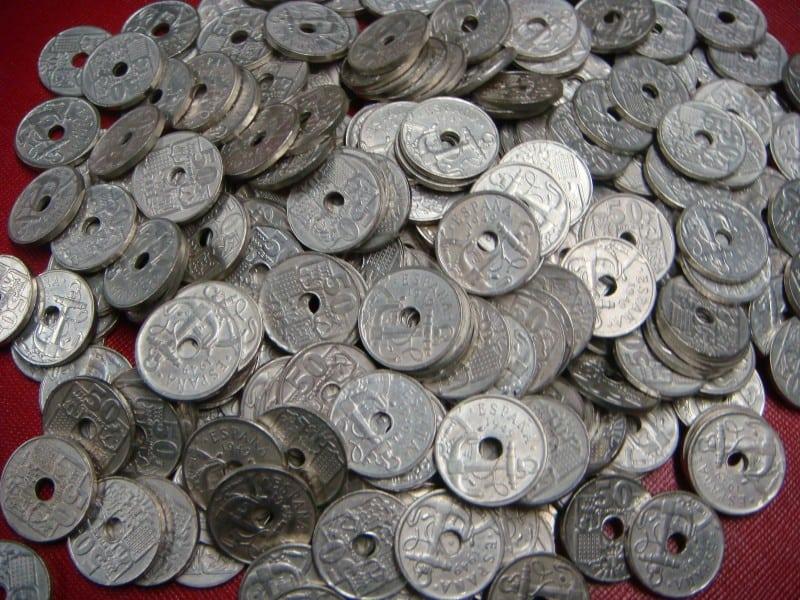 ¿Cuánto valen los 50 céntimos de 1949 y 1963?