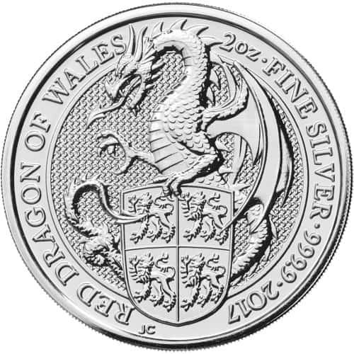 Dragón Rojo de Gales