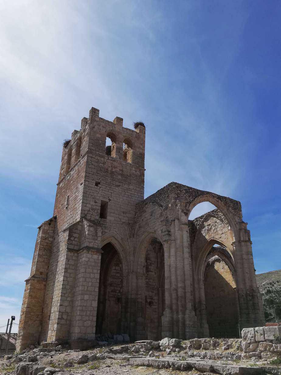 Iglesia de Santa Eulalia, Palenzuela