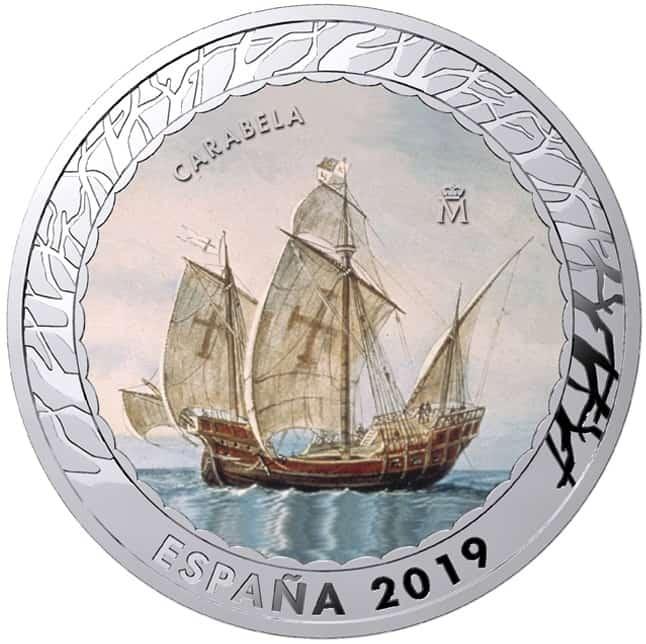 Moneda Carabela