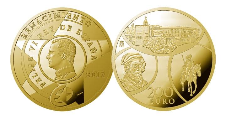 200 euros Edades de Europa Renacimiento