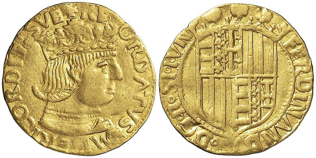 Ducado de Nápoles de Fernando I