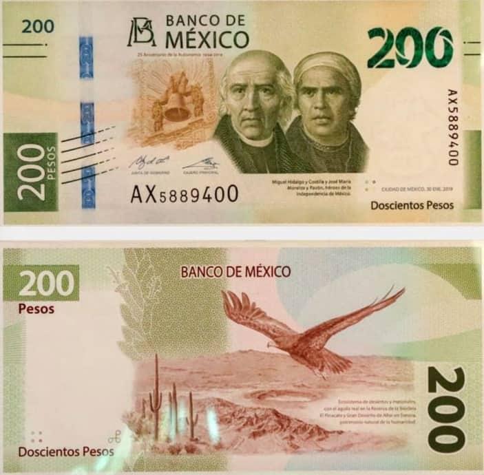 BilletesMx, realidad aumentada para los billetes mexicanos de 200 y 500 pesos