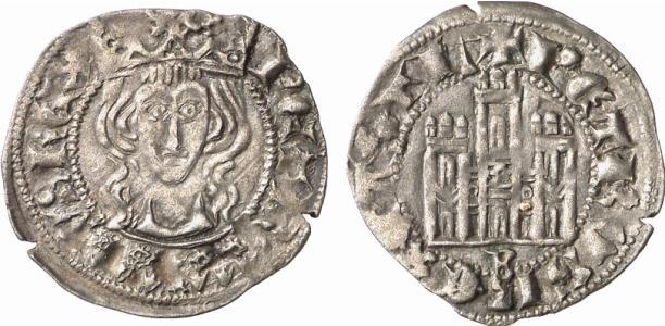 Cornado frontal de Pedro I de Burgos