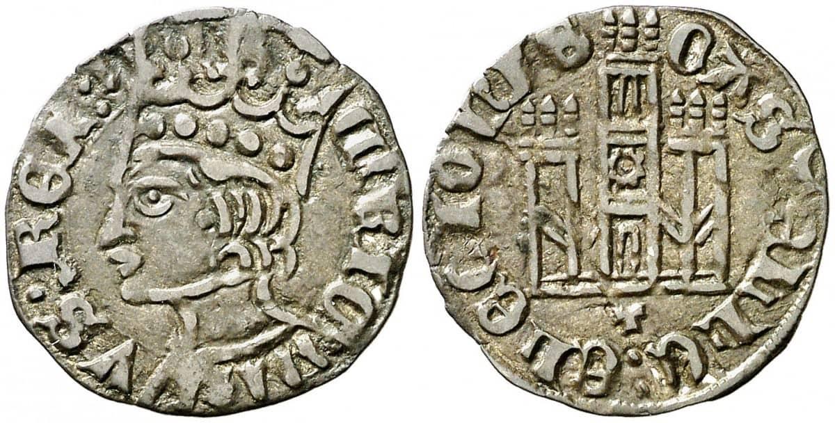 Cornado de Enrique II de Toledo