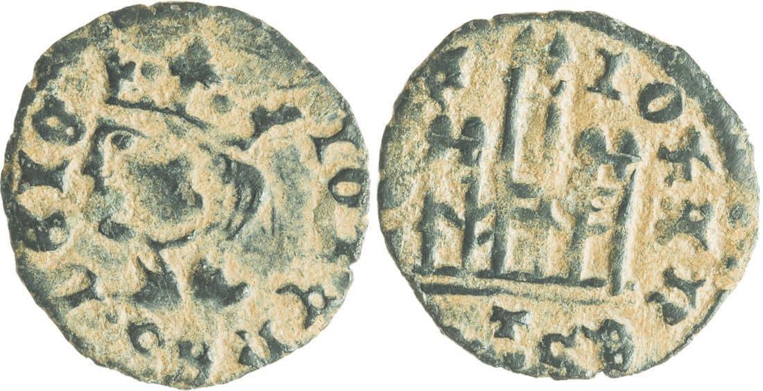 Cornado de Juan II de Toledo