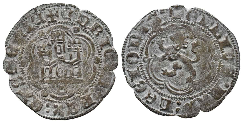Blanca de Enrique III de Sevilla