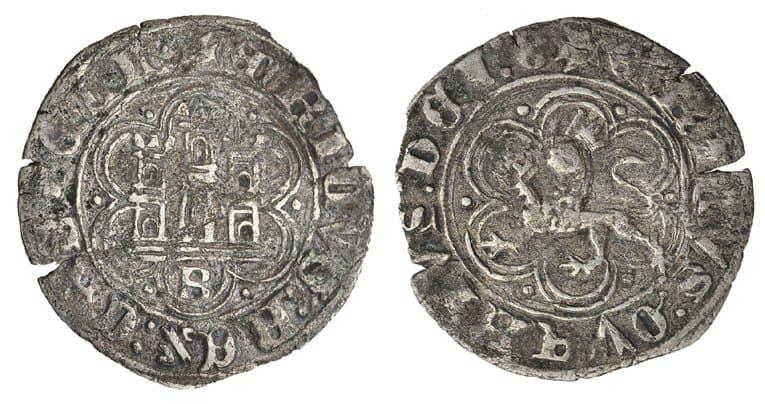 Blanca de Enrique IV de Burgos