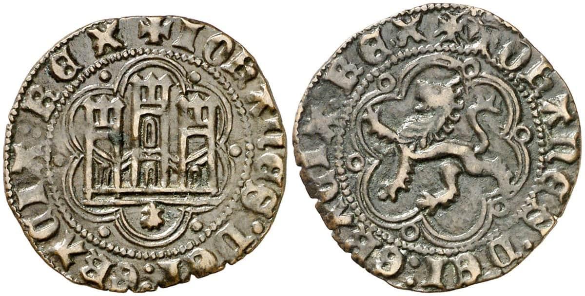 Blanca de Juan II de Coruña