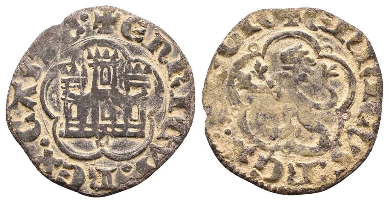 Media blanca de Enrique III de Sevilla