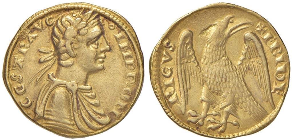 Augustalis de Federico II, Messina (Sicilia)