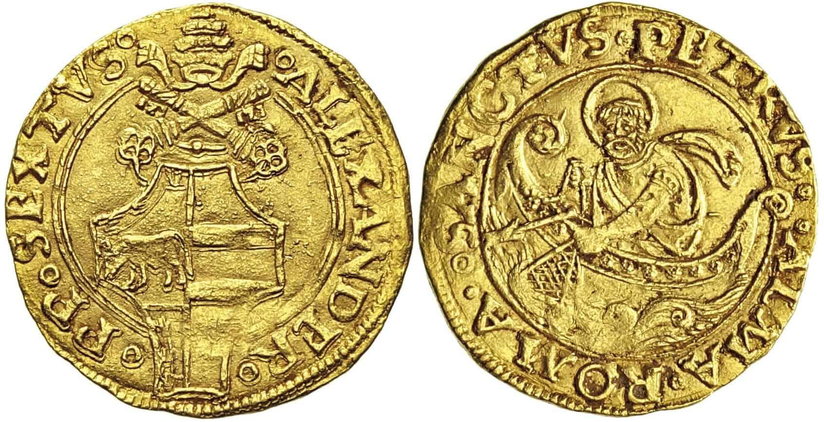Florín de Alejandro VI