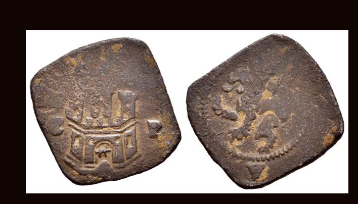 Pieza monetiforme de Felipe II