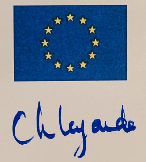 firma de Lagarde