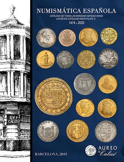 El Catálogo «Numismática Española», Ed. 2019