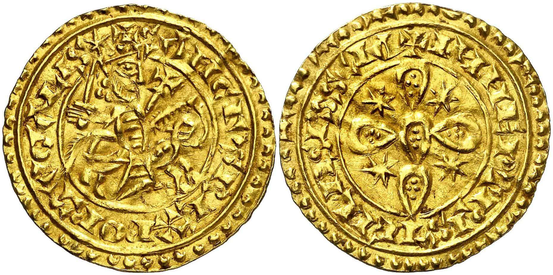 Morabetino de Sancho I de Portugal