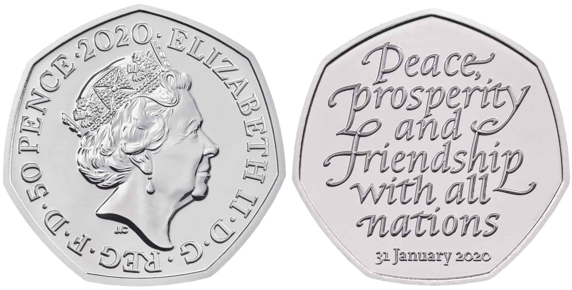 Las monedas del Brexit